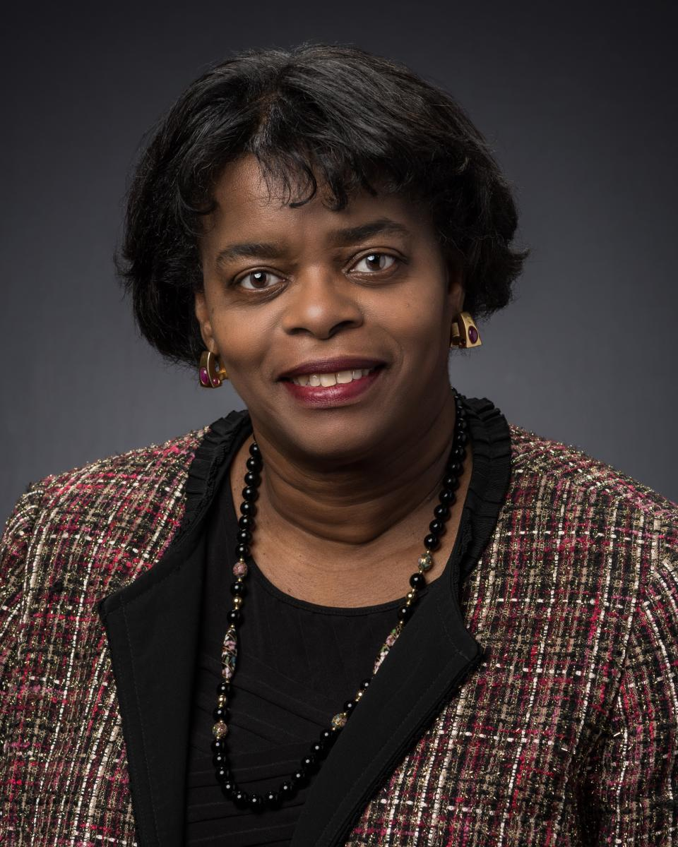 Anne Holmes Davis, Vice President of Planning of Detroit Area Agency on Aging