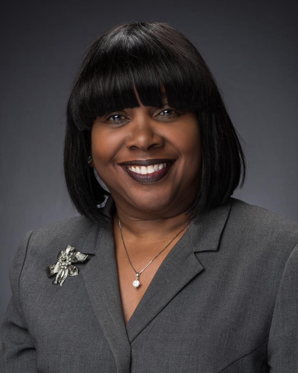 Wanda Bowman, Director of Finance of Detroit Area Agency on Aging